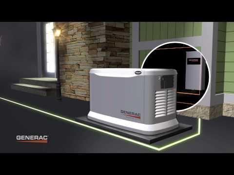 How a Backup Generator Works  Seattle  WA