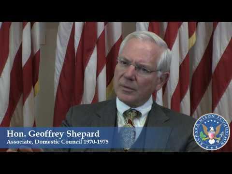 Interview with Geoffrey Shepard