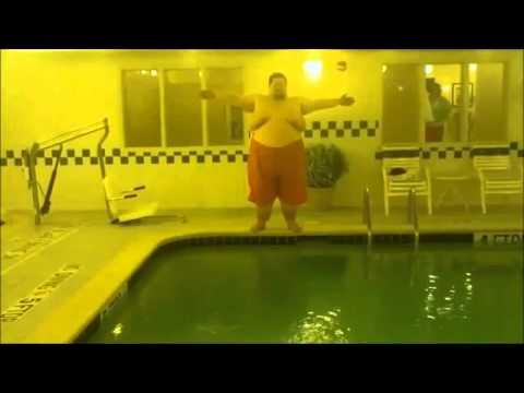 602f42d9dc Dramatic Fat Guy Splash 2; Electric Splashaloo - YouTube - YouTube