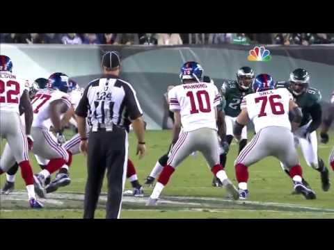 2012 Week 4   Giants @ Eagles
