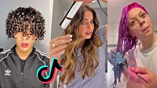 Hair Transformations *Part 3*   TikTok Compilation