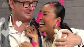 Đoan Trang kể về màn cầu hôn cực lãng mạn của chồng | HTV LÀ VỢ PHẢI THẾ 2 | LVPT #2 | 17/4/2018