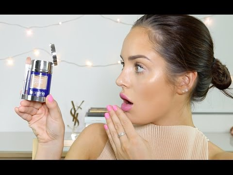 $265 Foundation Review! La Prairie Skin Caviar Foundation