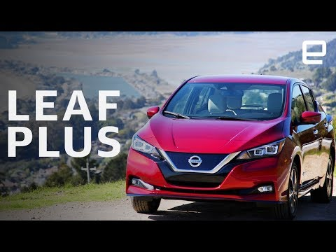2019 Nissan Leaf Plus SL Review: Exactly what you expect