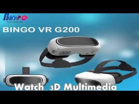 d88279fe4dd9 Bingo 3D G200 VR Box New Launch - YouTube