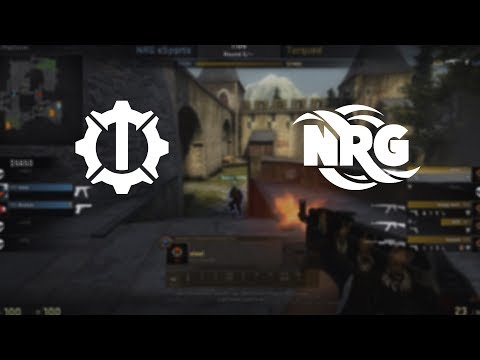 How did TORQUED beat NRG? Casual Cast w/ Launders [Cobblestone, Map 1]