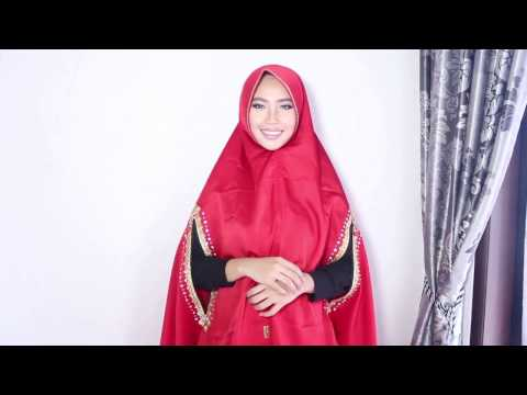 khansa maxmara Hijab Tutorial