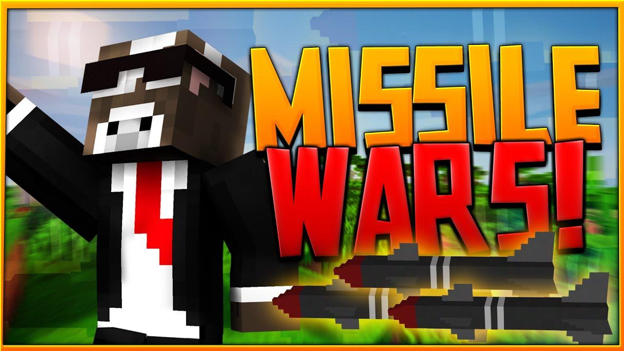 Wars Pe Minecraft Missile Server