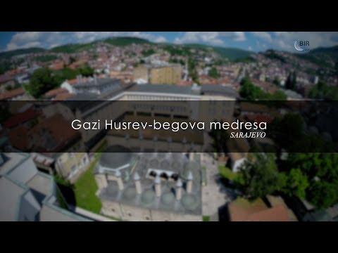 Gazi Husrev-begova medresa - Sarajevo