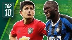 Die Top 10 internationalen Transfers 2019/20!