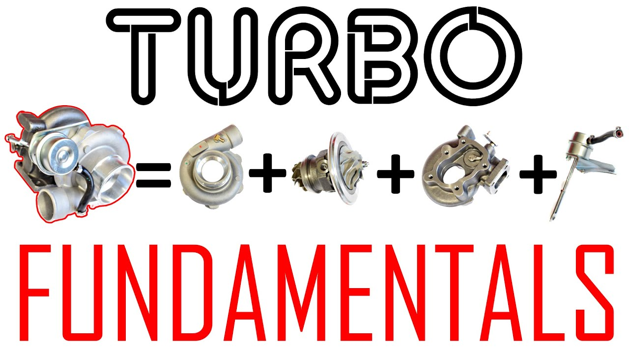 TURBO 101 - How it WORKS and what's INSIDE - BOOST SCHOOL #2