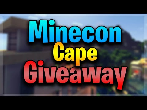 minecon cape - Myhiton
