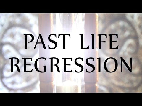 Hypnosis for Past Life Regression