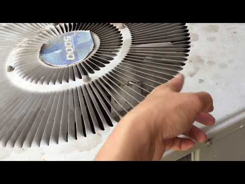 AC Coil Cleaning Inside Out DIY Quick and Easy