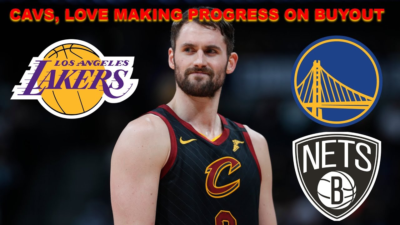 NBA Rumors: Cavaliers' Kevin Love Not Interested in Buyout