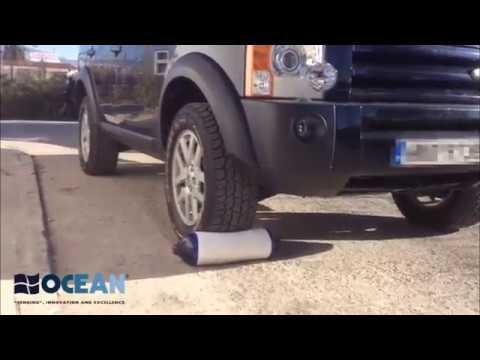 Ocean Fenders Pressure Test
