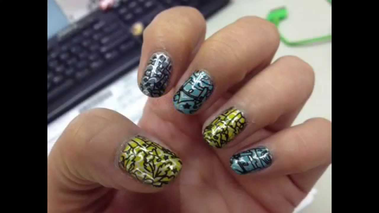 Nail Designs Of 2014 Part 2 Youtube