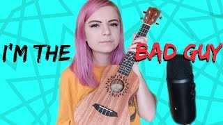 bad guy - billie eilish (ukulele cover) Video