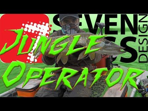 SEVENBASS DESIGN FRANCE Jungle Operator vs Wind !