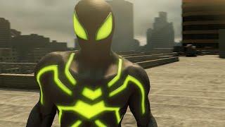 THE AMAZING SPIDER-MAN 2 VIDEOGAME - BIG TIME SPIDER-MAN COSTUME SHOWCASE