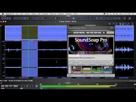 BIAS SoundSoap Pro 2 Movie