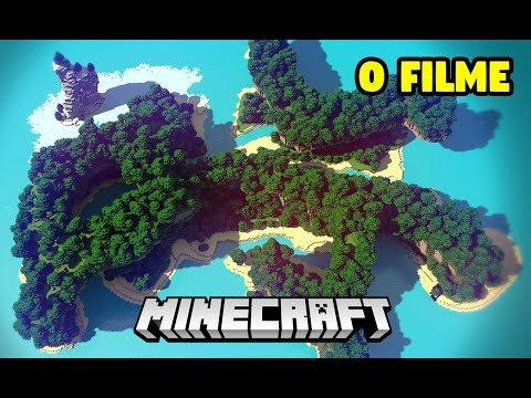 Minecraft | O FILME | PERDIDOS NA ILHA (parte 2)