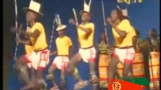 Eritrea - Traditional Kunama Music from Eritrea