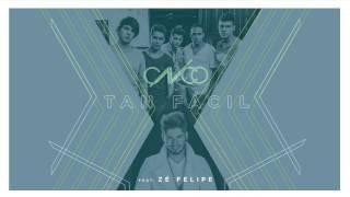 CNCO, Zé Felipe   Tan Fácil Spanish Portuguese VersionCover Audio