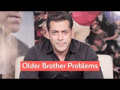 Thumbnail: Older Brother Problems With Salman Khan