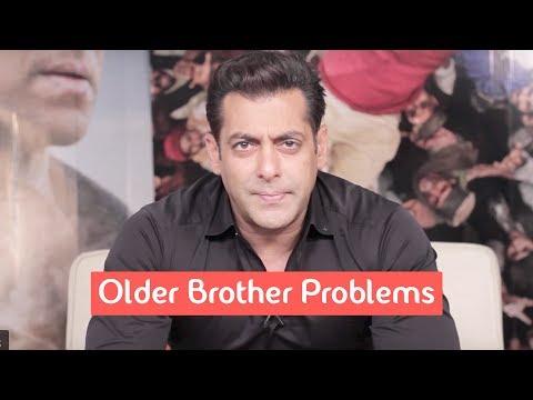 Older Brother Problems | Salman Khan | Tubelight | MissMalini