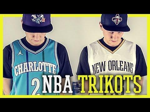 Aktuelle NBA Trikots, die nicht von NIKE sind | Fanatics & Jordan NBA Jersey 2018