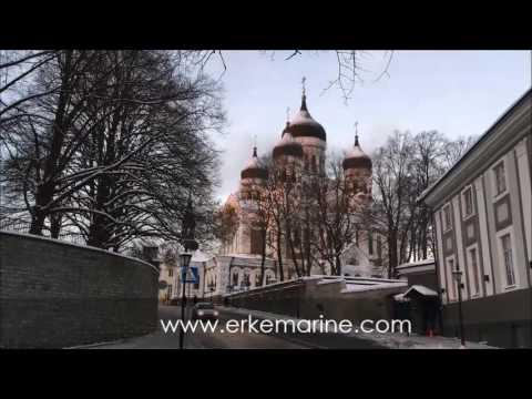 ERKE Marine, Tallin Şehir Turu, City Tour Estonia, www.erkemarine.com