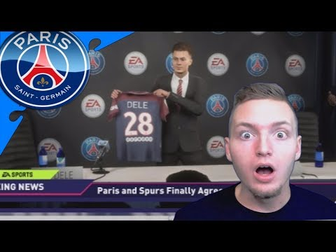 PSG FIFA 18 CAREER MODE - OVER €200,000,000 WORTH OF PLAYERS SIGNED! #8