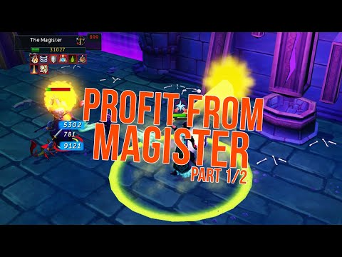RuneScape - Making Profit from Magister (Part 1/2)