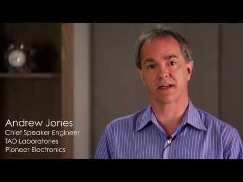 Andrew Jones Speaker Design Philosophy