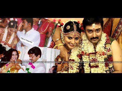 Tamil Actor Actress Wedding Photos Stars