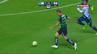santos laguna vs america 4-1 liguilla 2018