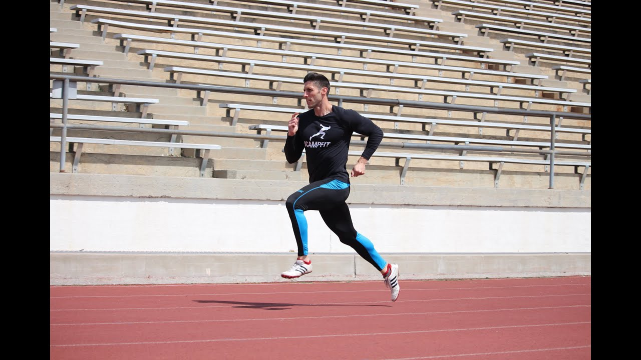 How to Run a Faster 100 Meter Dash