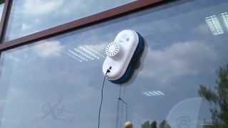 Тест робота для вікон Hobot 168