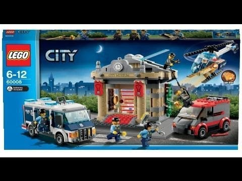 News: Lego City 2013 Pictures Exclusive!