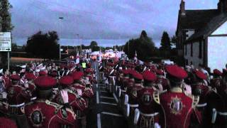 Gertrude Star FB @ Ballymaconnelly Sons Of Conquerors FB Parade 2011 (4)