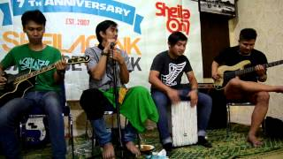 Sheila On 7 - Satu Langkah #7thanniversary Sg Jabo