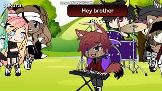 Girls vs Boys singing battle part 7/Gacha life