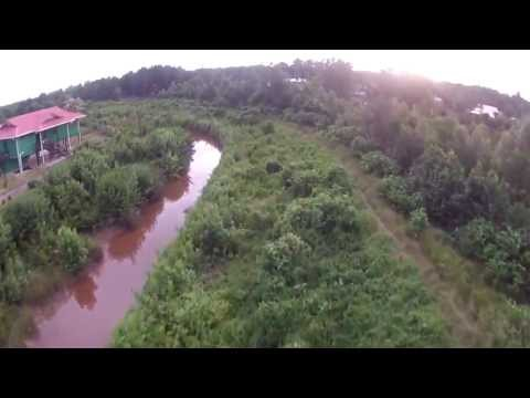 training to fly low and fast with my fpv quadcopter