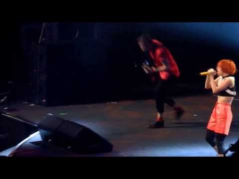 Paramore - Now (iTunes Festival 4th September 2013)
