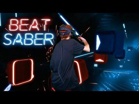 PERFECT Combo Beat Saber (WORLD RECORD)