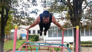 MOTIVATIONAL - STREET WORKOUT BULGARIA 2014