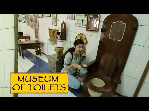 Sulabh International Museum of Toilets || New Delhi