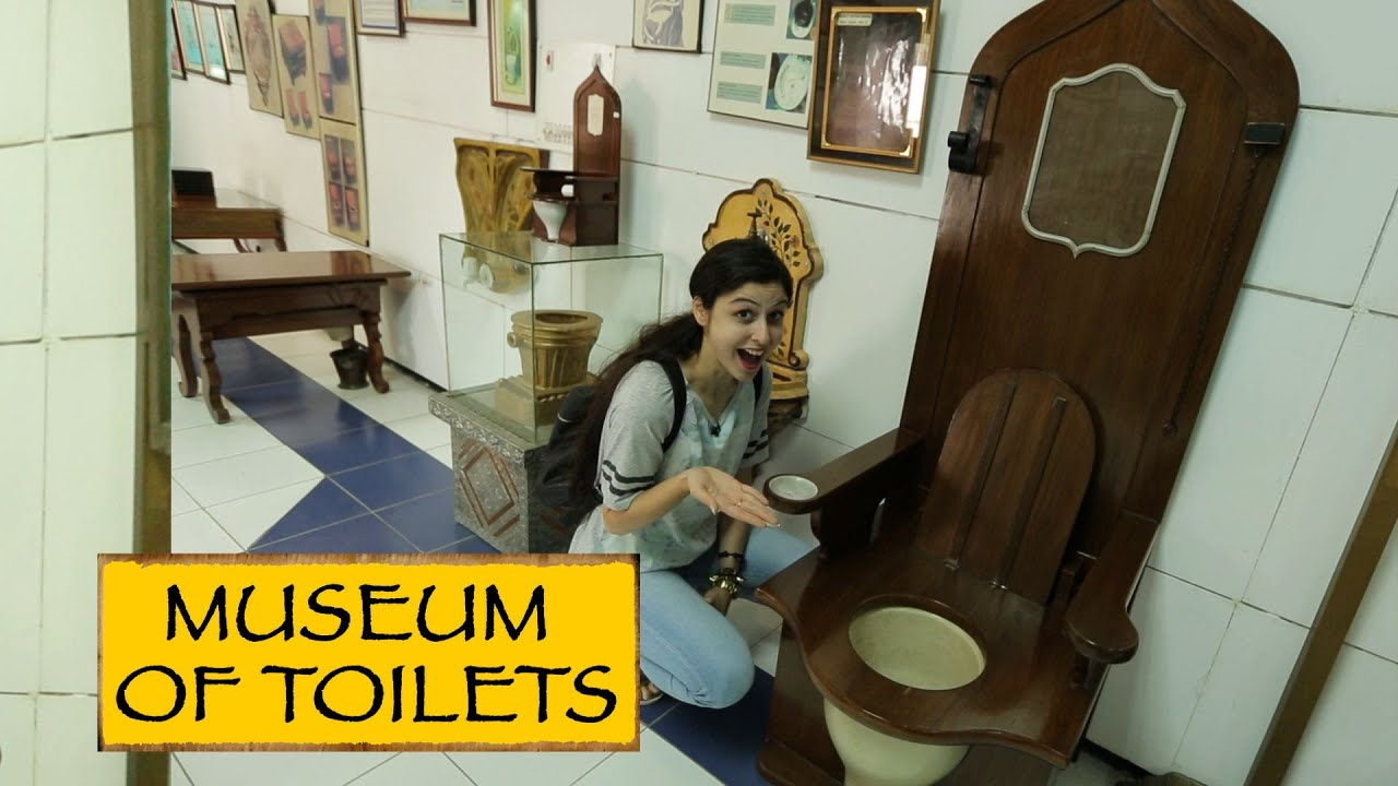 Sulabh International Museum of Toilets || New Delhi - YouTube
