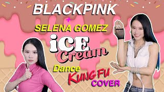 #blackpink #blackpinkicecream #dancecover blackpink is a popular korean girl group and they recently collaborated with american singer- songwriter/actress se...